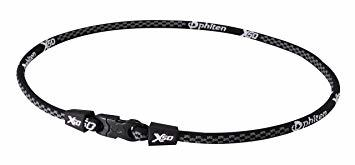 ブラック 65cm ファイテン(phiten) ネックレス RAKUWAネックX50_画像1