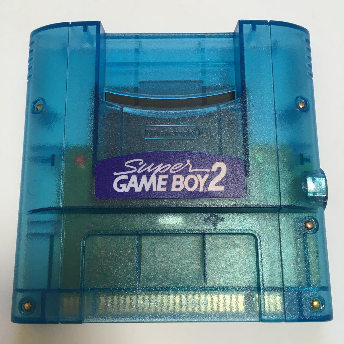 スーパーゲームボーイ2  スーパーファミコン SFC  動作確認済み スーファミ カセット ゲーム ソフト レトロ ポケモン