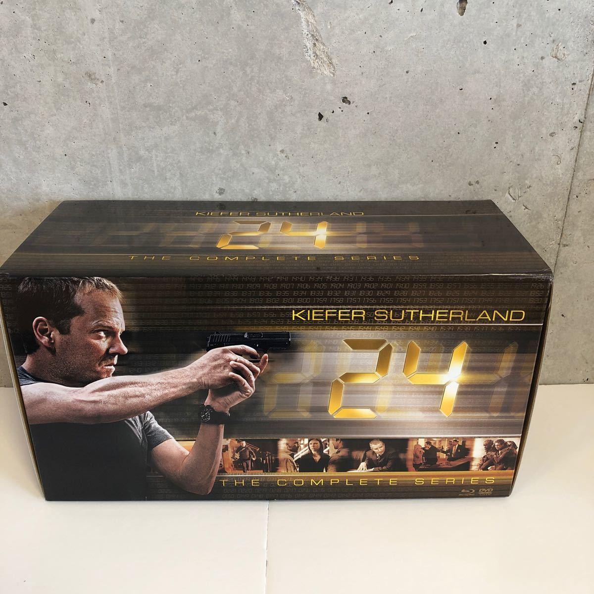 24 -TWENTY FOUR- DVD-BOX  コンプリート