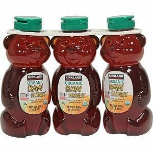 KIRKLAND カークランド Organic Raw Honey オーガニック ローハニー680g 有機 生ハチミツ(生はちみ_画像1