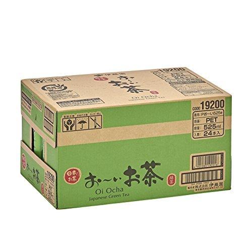 1) 525ml×24本 伊藤園 おーいお茶 緑茶 525ml×24本_画像2