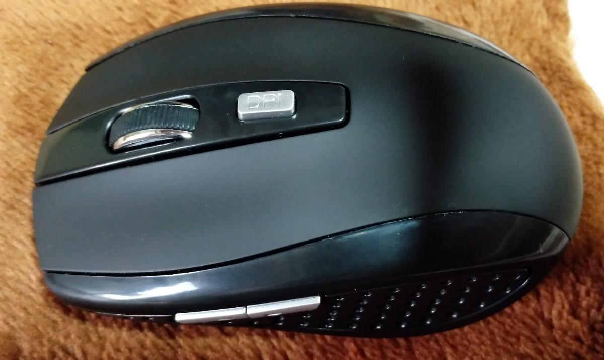 ワイヤレスマウス 無線マウス
