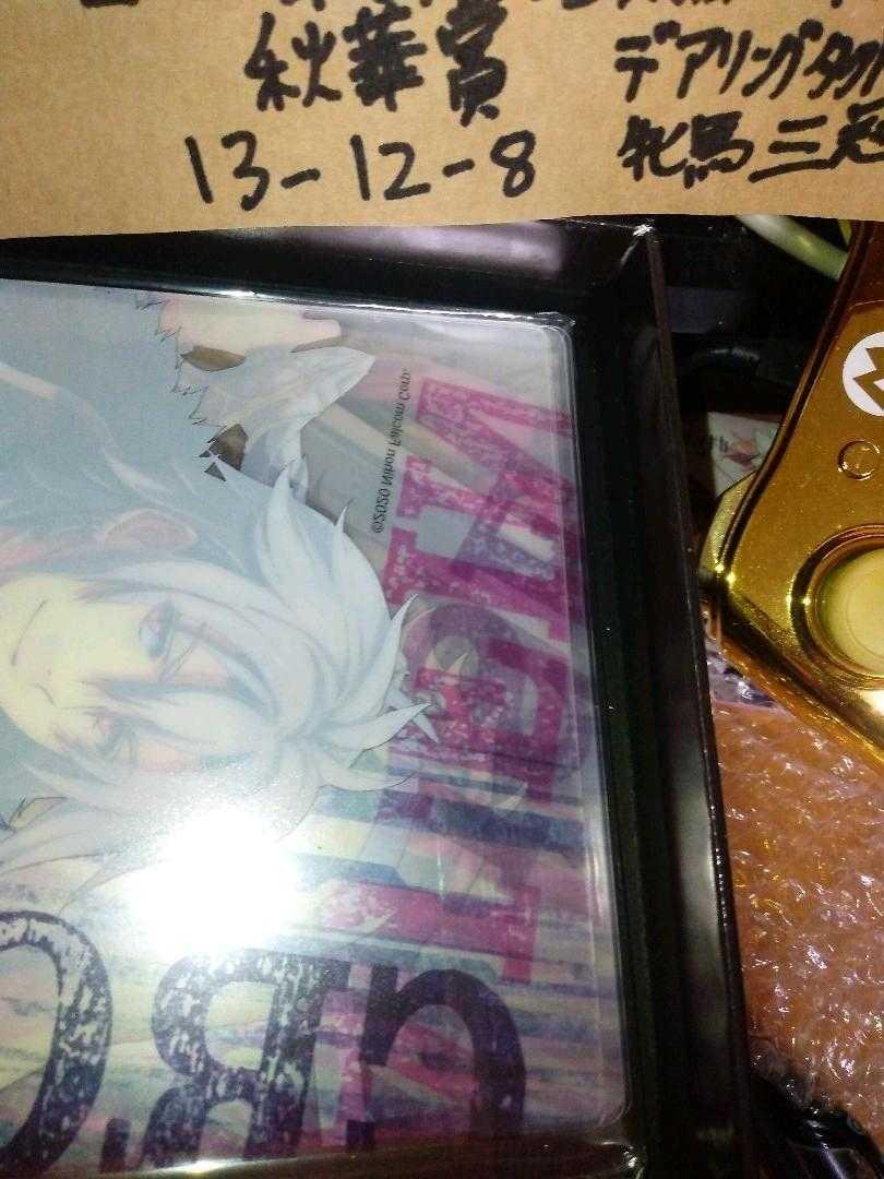 PS4 英雄伝説 創の軌跡 未開封 クリアポスター 24枚セット カレンダー +おまけで PlatinumマイスターBOXの箱と帯/ PlayStation4 プレステ4