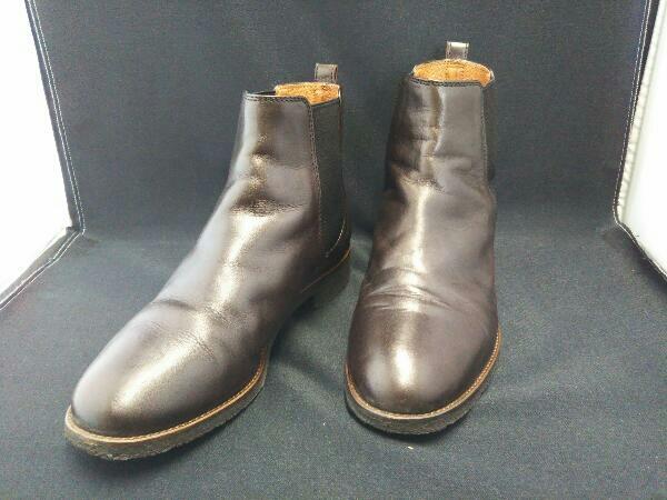 MARGARET HOWELL/マーガレット・ハウエル/レディース/靴/ショートブーツ/ブラウン/24.5cm_画像1