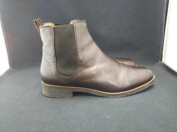 MARGARET HOWELL/マーガレット・ハウエル/レディース/靴/ショートブーツ/ブラウン/24.5cm_画像4
