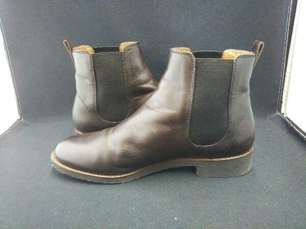 MARGARET HOWELL/マーガレット・ハウエル/レディース/靴/ショートブーツ/ブラウン/24.5cm_画像5