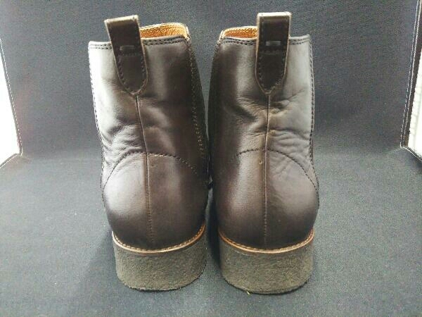 MARGARET HOWELL/マーガレット・ハウエル/レディース/靴/ショートブーツ/ブラウン/24.5cm_画像6