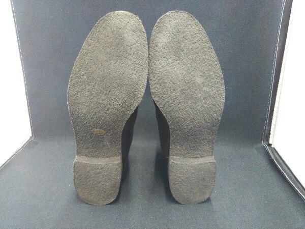 MARGARET HOWELL/マーガレット・ハウエル/レディース/靴/ショートブーツ/ブラウン/24.5cm_画像7