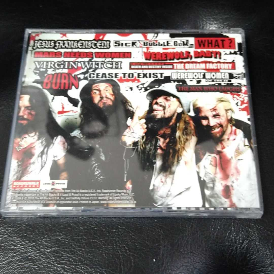 Rob Zombie Hellbilly Deluxe 2
