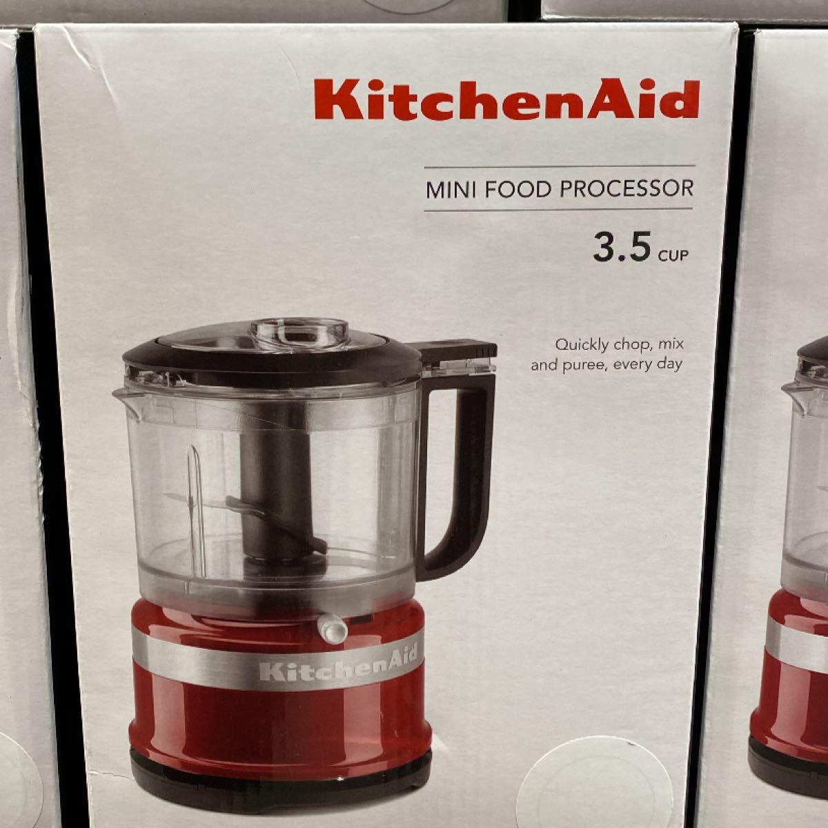 新品KITCHENAID キッチンエイド フードチョッパー フードプロセッサー