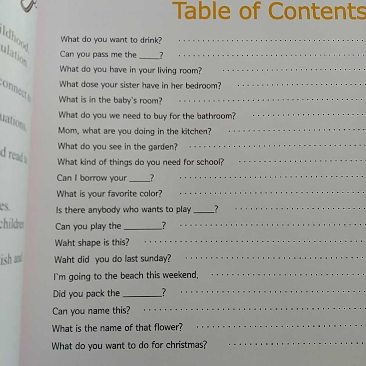 こども英語教材セット★DIALOGUE BOOKⅡ・アルファベットぬりえ・シール_画像2