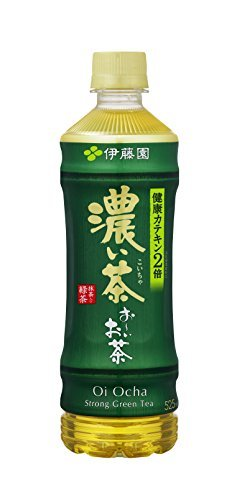 1) 525ml×24本 [機能性表示食品] 伊藤園 おーいお茶 濃い茶 525ml&24本_画像7