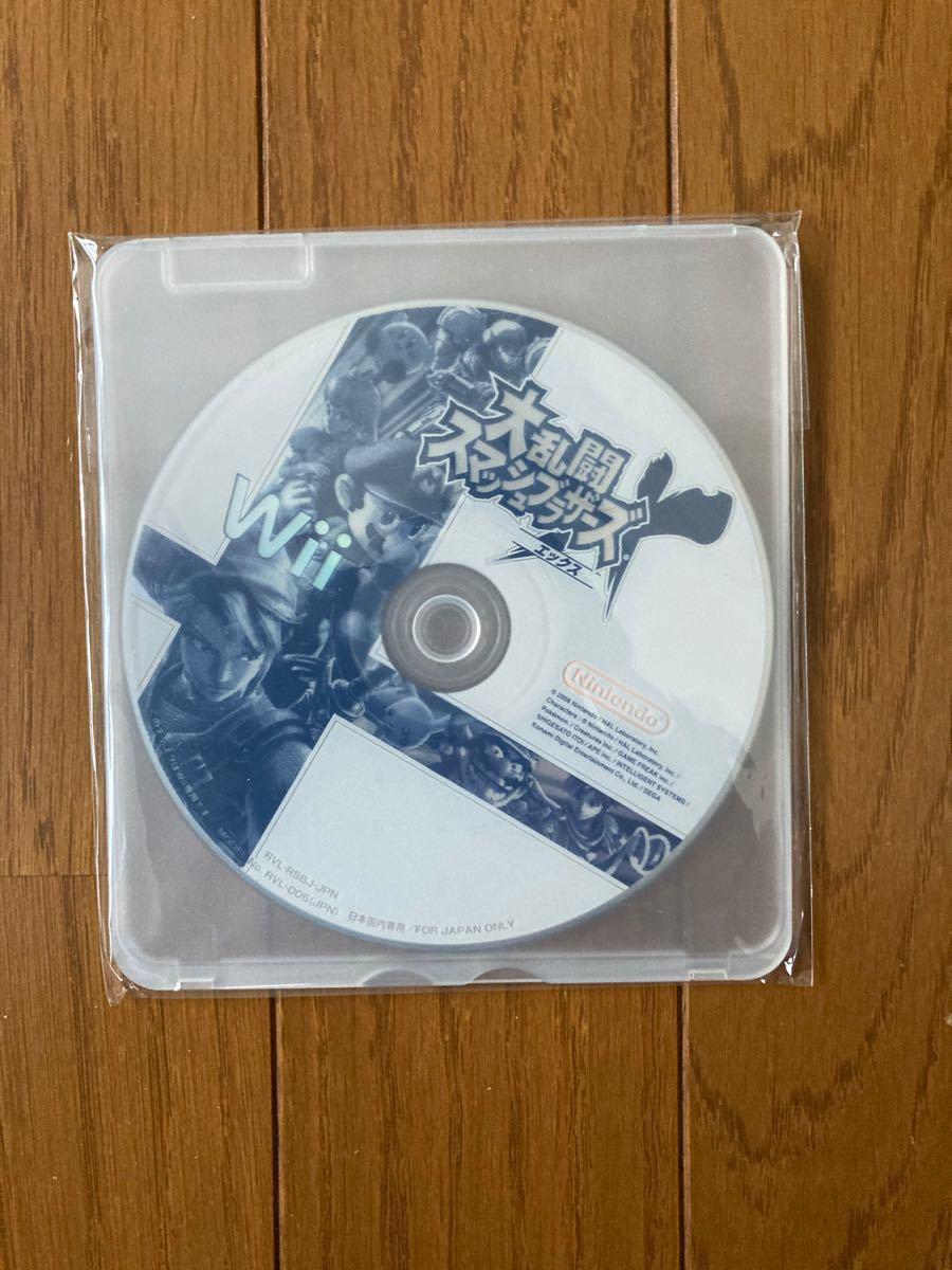大乱闘スマッシュブラザーズX Wii ソフトのみ