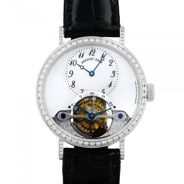 Breguet Classic Grand Complication 3358BB / 52/986 / DD00 White Dial Used Watches Ladies Brand Watches & Ha Lines & Breguet