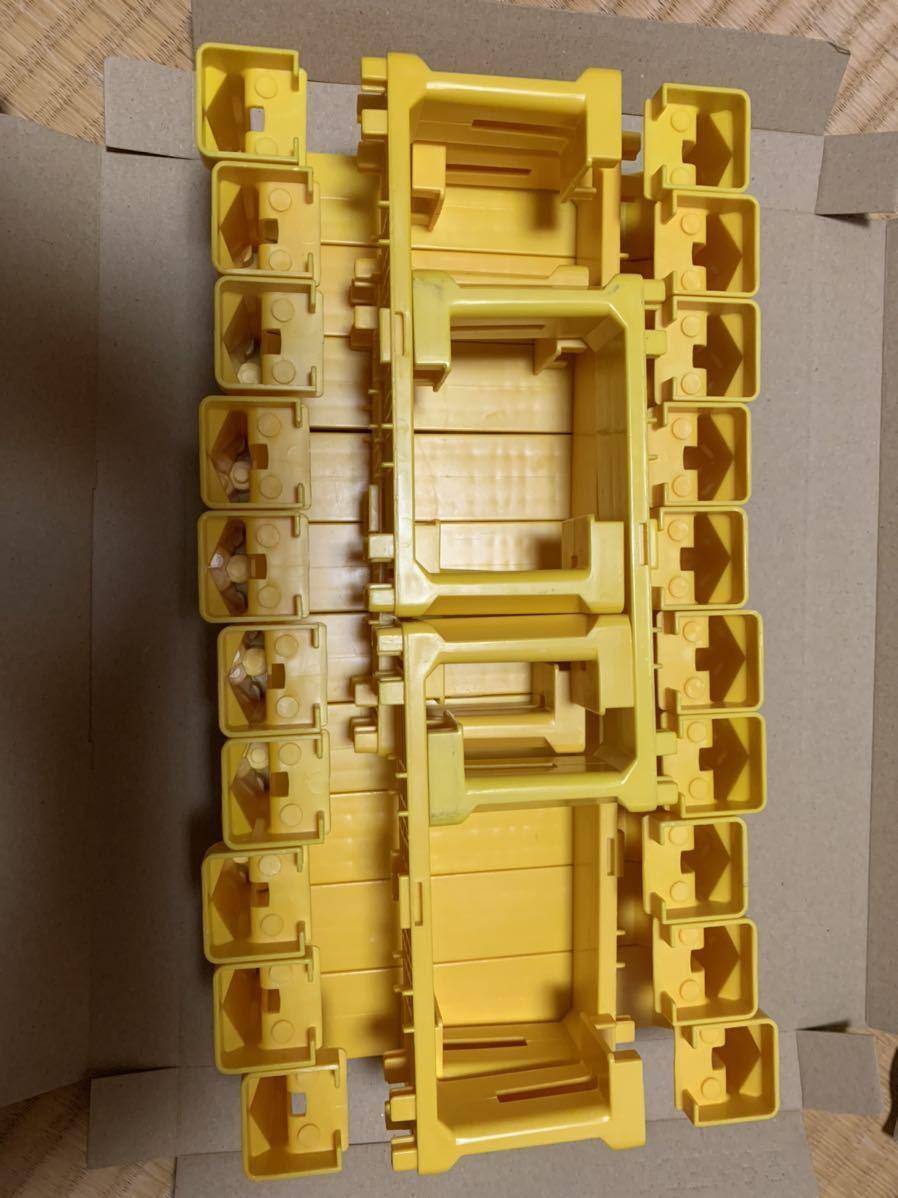 プラレール 複線橋脚14個_画像2