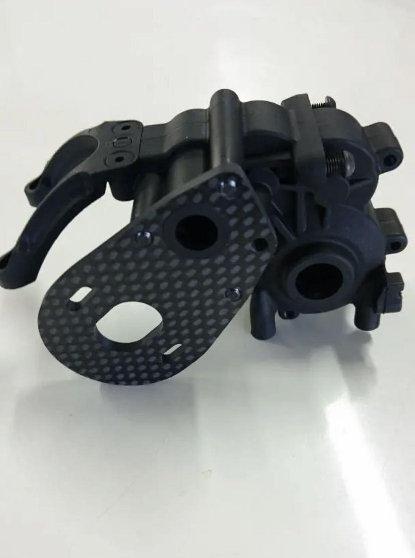 ヨコモ YD-2E用 カーボン製 軽量 モーターマウントプレート 新品 日本製 蕨山Carbon