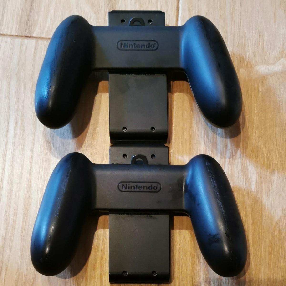 Nintendo Switch Joy-Conグリップ ジョイコングリップ ②