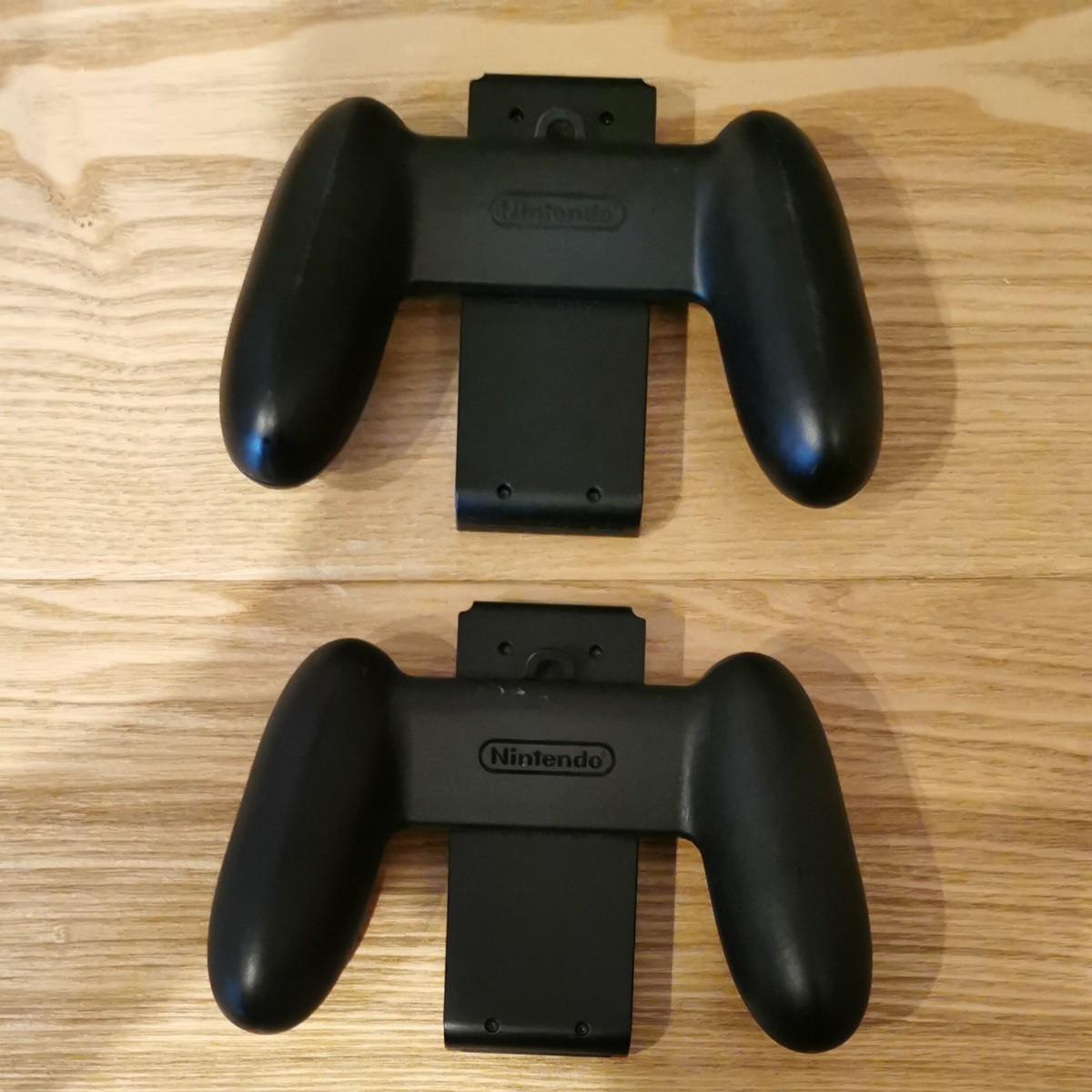 Nintendo Switch Joy-Conグリップ ジョイコングリップ ③