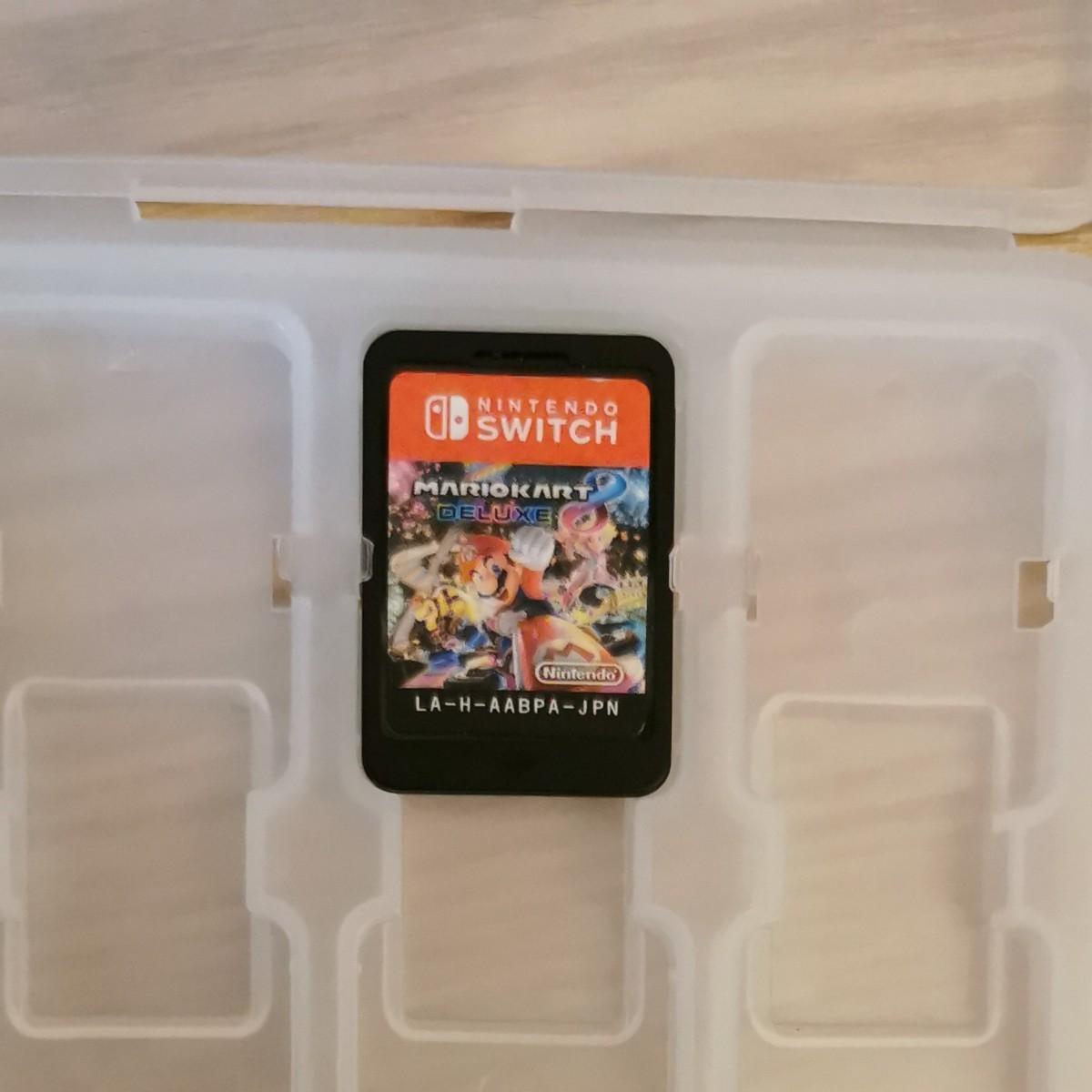 Nintendo Switch マリオカート8