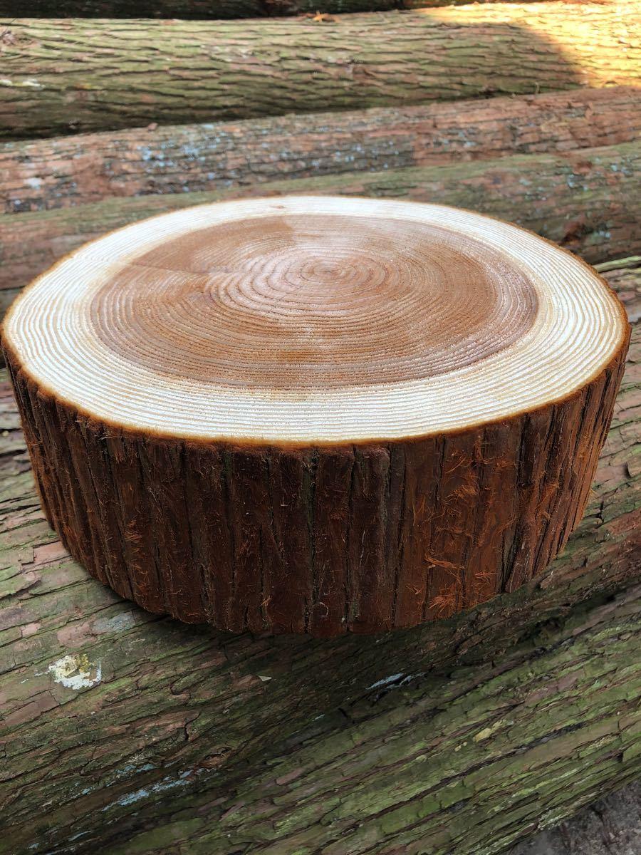 薪割り台 H 10cm
