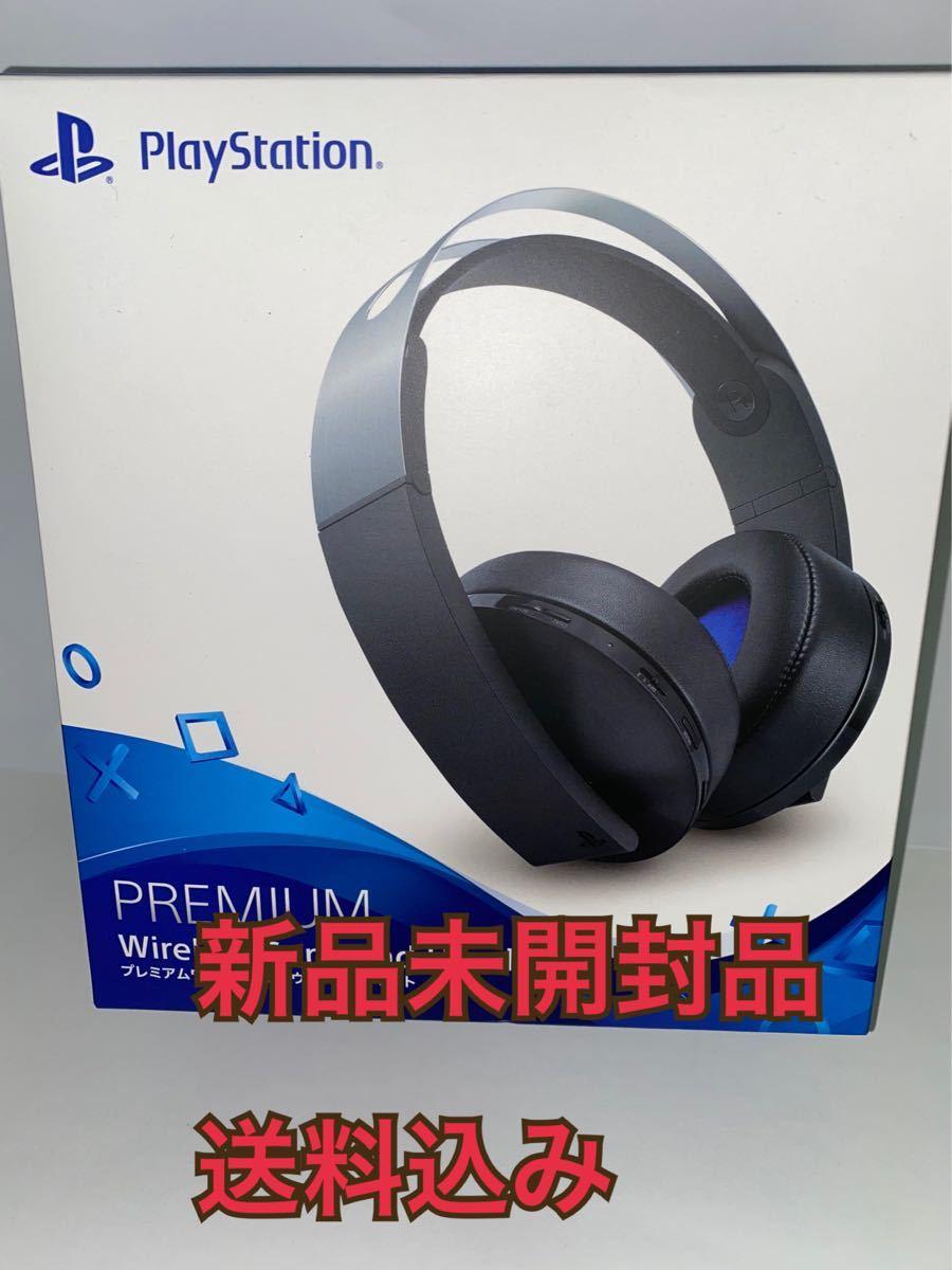 プレミアム ワイヤレスサラウンドヘッドセット CUHJ-15007 PS4