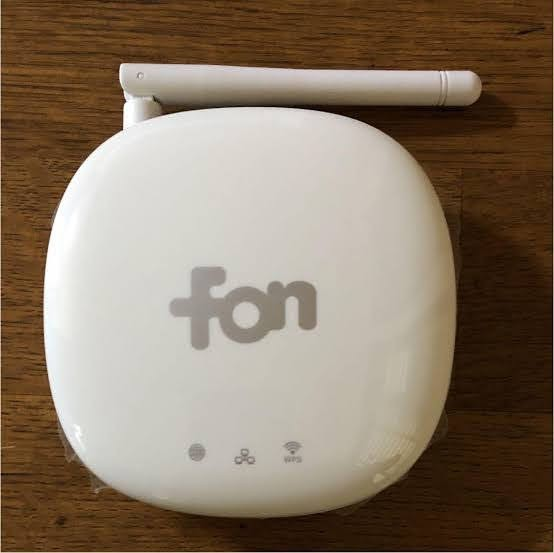 fonルーター Wi-Fi Wi-Fiルーター 無線LAN 無線LANルーター