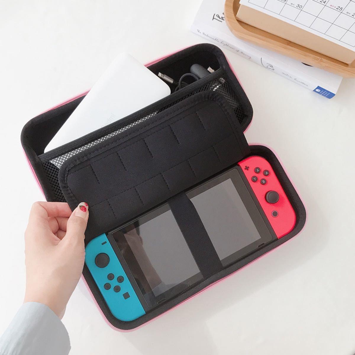 スイッチ 任天堂Switch 収納ケース 収納ケース 2in1 通用 ダッフィー