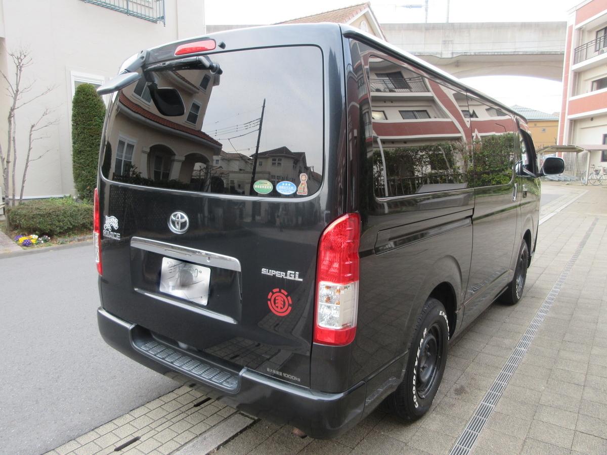 「☆☆美車 26年式 4型 スーパーGL ブラック 81000キロ ガソリン 予備車検付き☆☆」の画像2