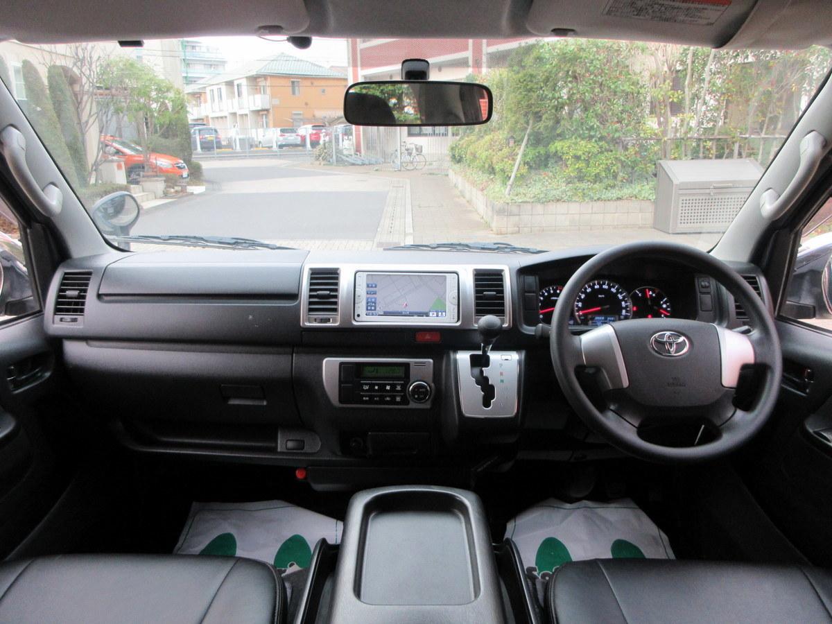 「☆☆美車 26年式 4型 スーパーGL ブラック 81000キロ ガソリン 予備車検付き☆☆」の画像3