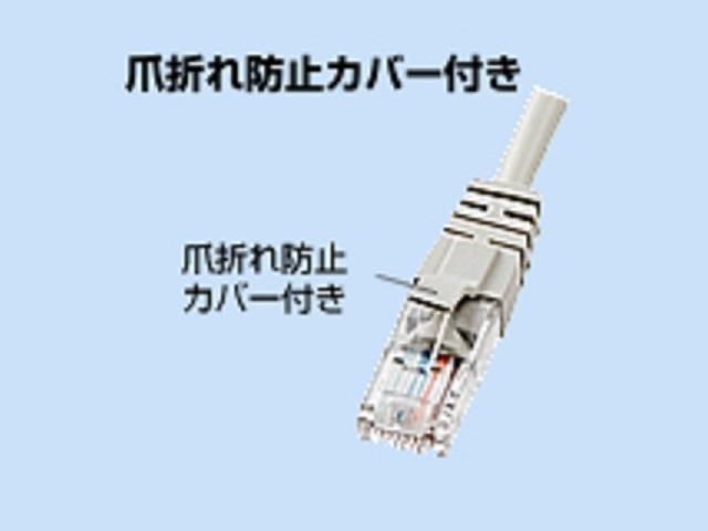 ★LANケーブル サンワサプライ LKB5Y-03N 3m 2本セット