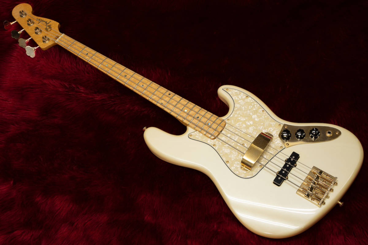 Fender MBS 1960s Jazz Bass #AH168 4.45kg 1999 ALAN HAMEL - Geek IN Box -_画像2