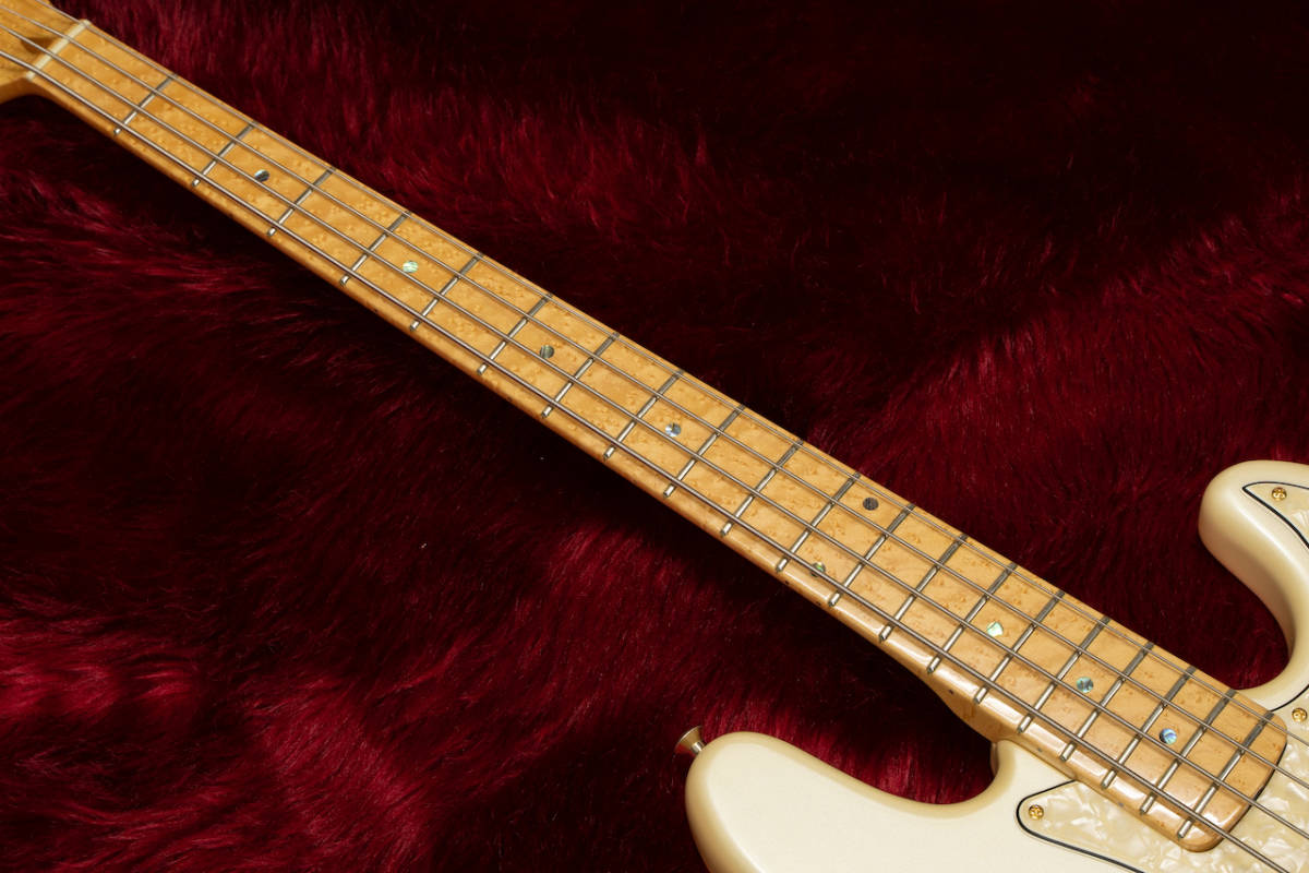 Fender MBS 1960s Jazz Bass #AH168 4.45kg 1999 ALAN HAMEL - Geek IN Box -_画像5