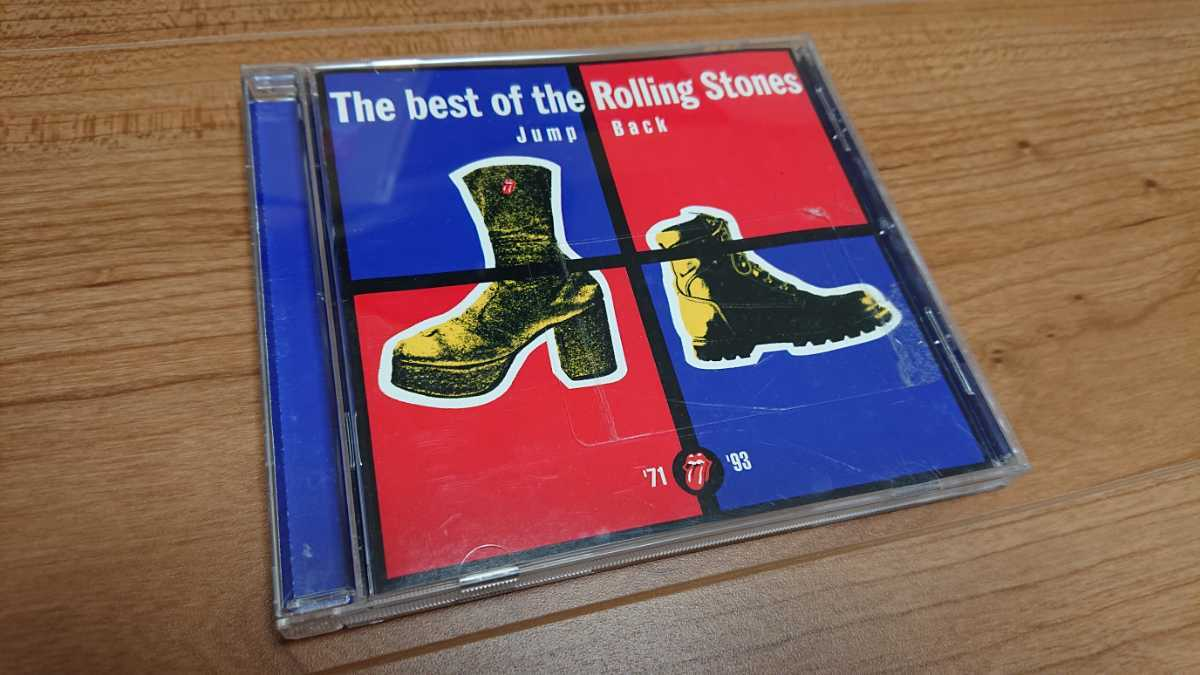 The Rolling Stones / ザ・ローリング・ストーンズ Jump Back:The Best Of The The Rolling Stones 輸入盤