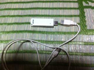BUFFALO WLI-USB-KS11G USB 無線LANアダプター