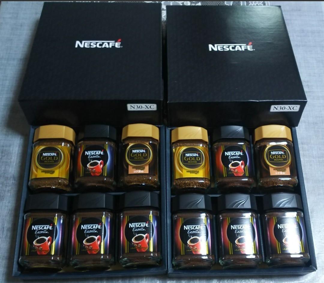 ネスカフェ コーヒーギフト N30-XC   2箱セット ゴールドブレンド