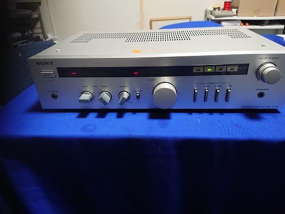 SONY ソニー アンプ  TA-150_画像1