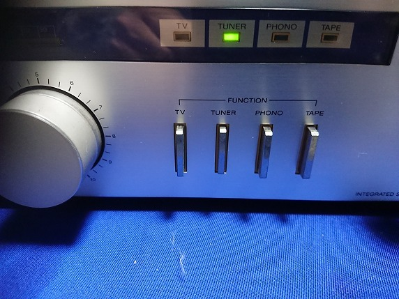 SONY ソニー アンプ  TA-150_画像3