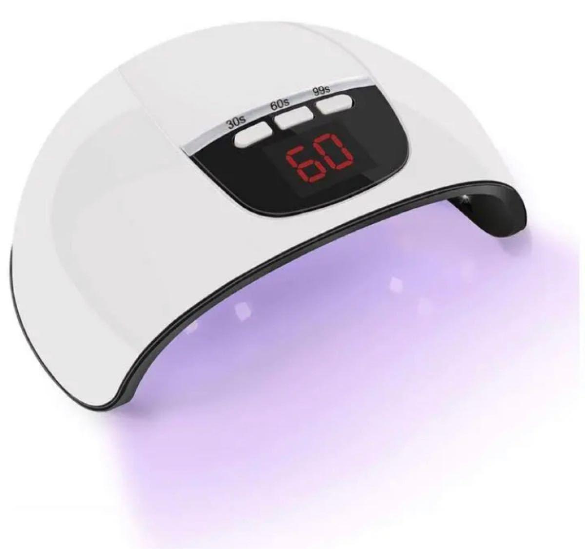 LEDネイルドライヤー UVライト LED硬化ライト