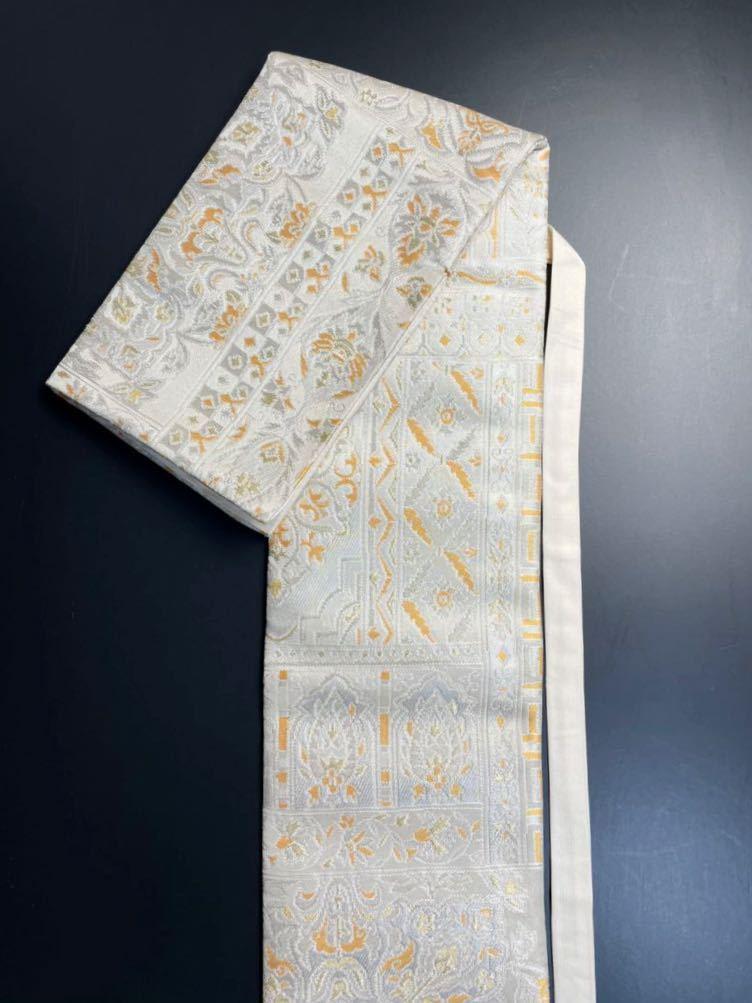 限定1本 日本刀 太刀 刀 刀袋 豪華 花紋 職人ハンドメイド 100% 正絹使用 一点物 8-5_画像3