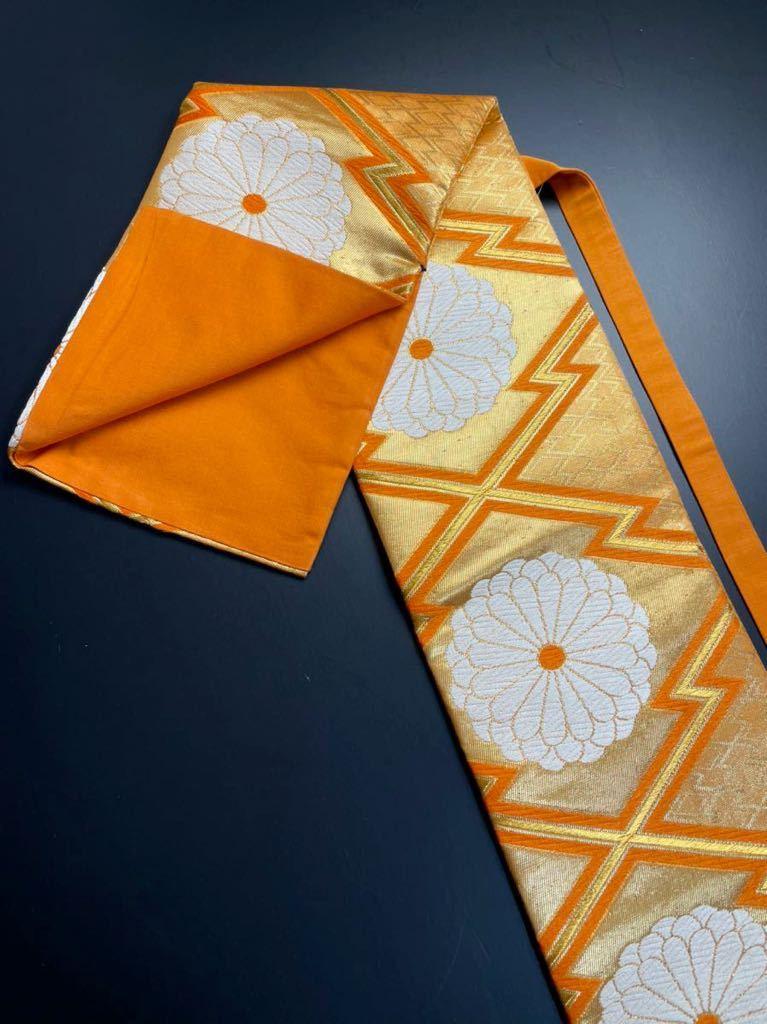 限定2本 日本刀 太刀 刀 刀袋 豪華 花紋 職人ハンドメイド 100% 正絹使用 一点物 8-1_画像5