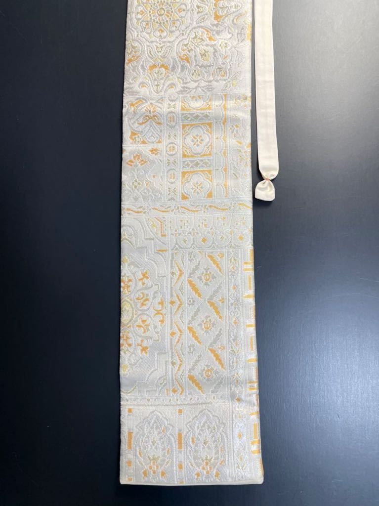 限定1本 日本刀 太刀 刀 刀袋 豪華 花紋 職人ハンドメイド 100% 正絹使用 一点物 8-5_画像5