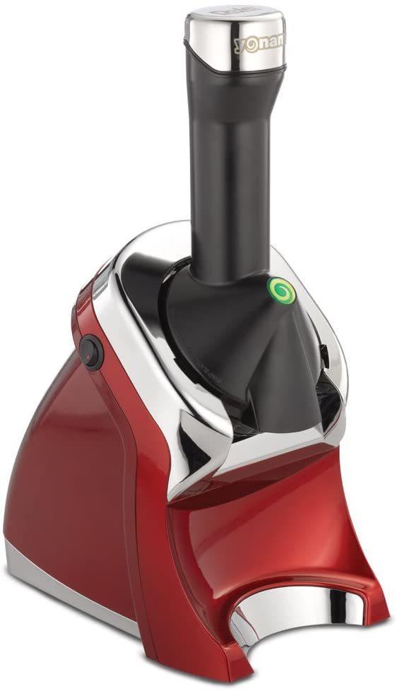 新品 送料無料 Dole  ドール ヨナナスメーカー・エリート ダークアップルレッド 赤 果物 フルーツ アイス 981