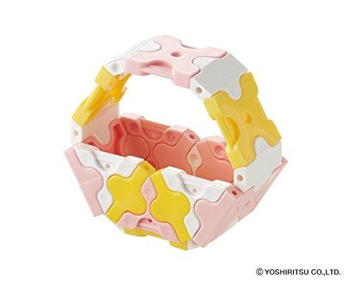 残り1★ラキュー (LaQ) スイートコレクション ミニ ピンク_画像9