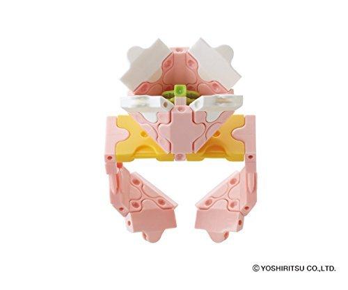 残り1★ラキュー (LaQ) スイートコレクション ミニ ピンク_画像10