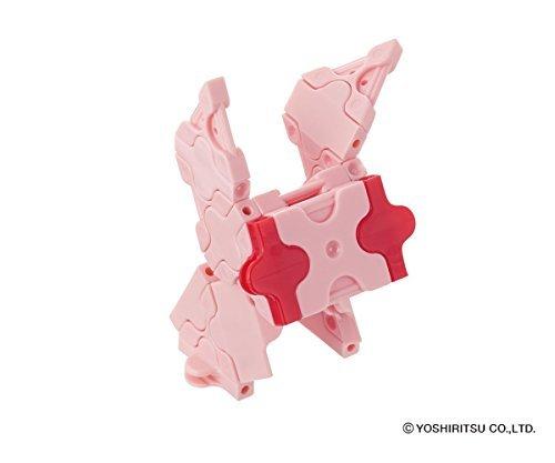 残り1★ラキュー (LaQ) スイートコレクション ミニ ピンク_画像3