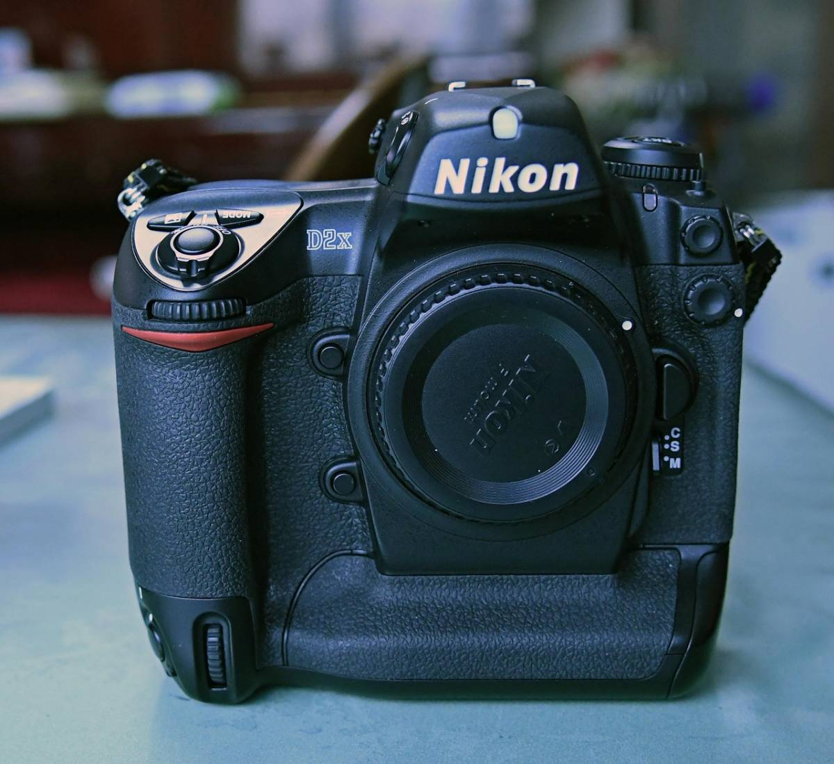 超美品 Nikon D2X シャッターカウントわずか3676