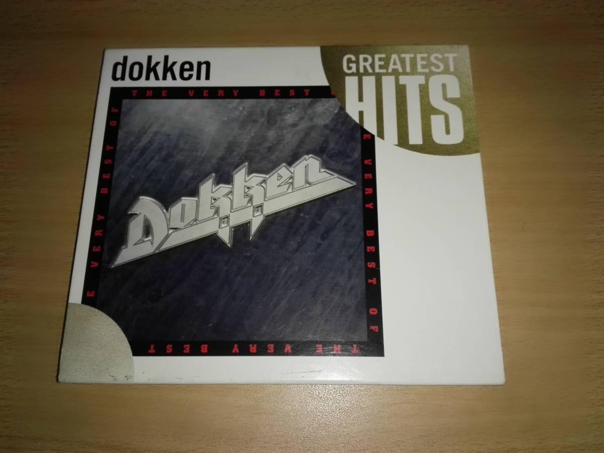 CD「The Very Best Of Dokken」Dokken