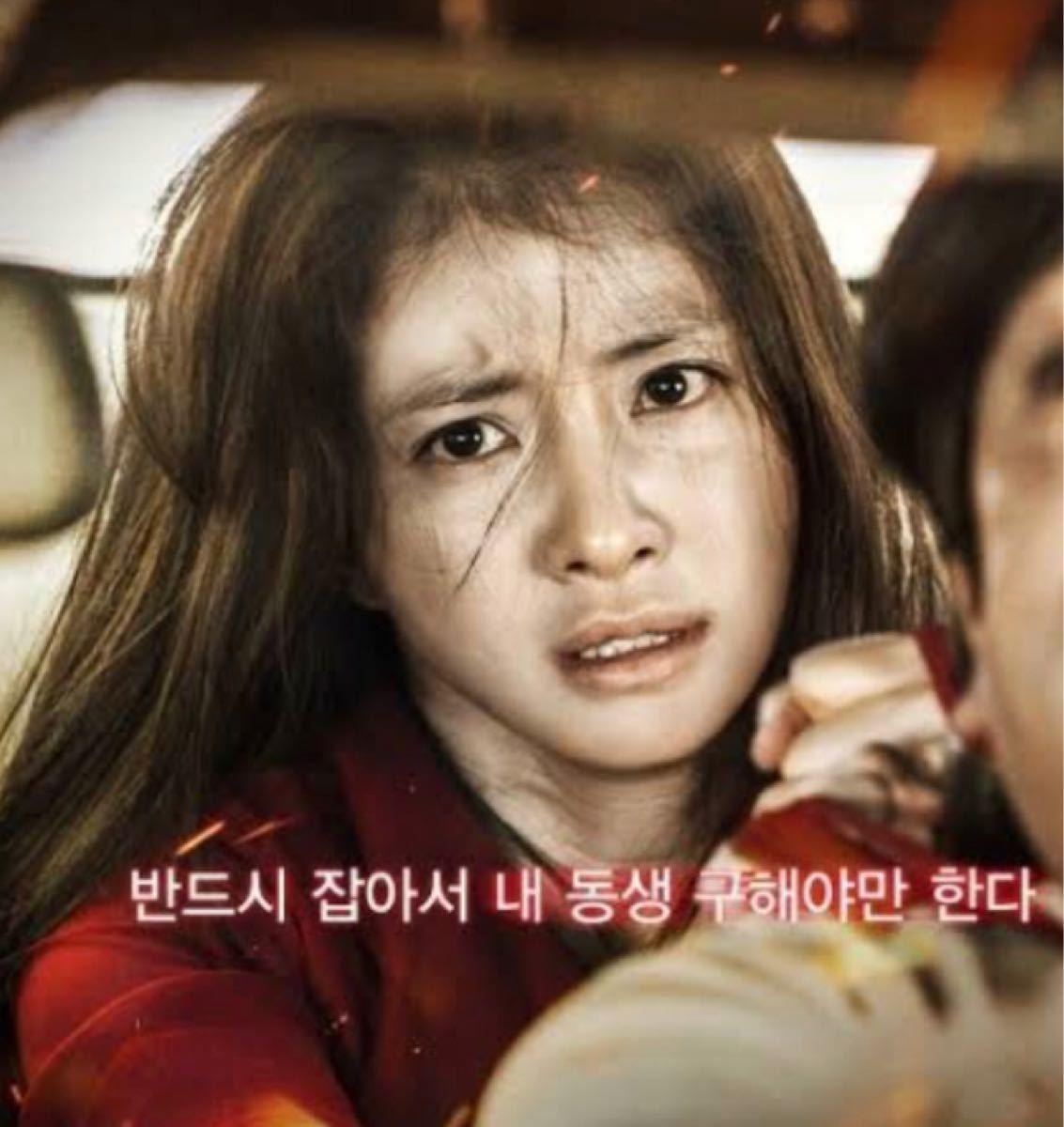 韓国映画  マッドシスター  イ・シヨン  イ・ジュニョク DVD  日本語吹替有り  レーベル有り