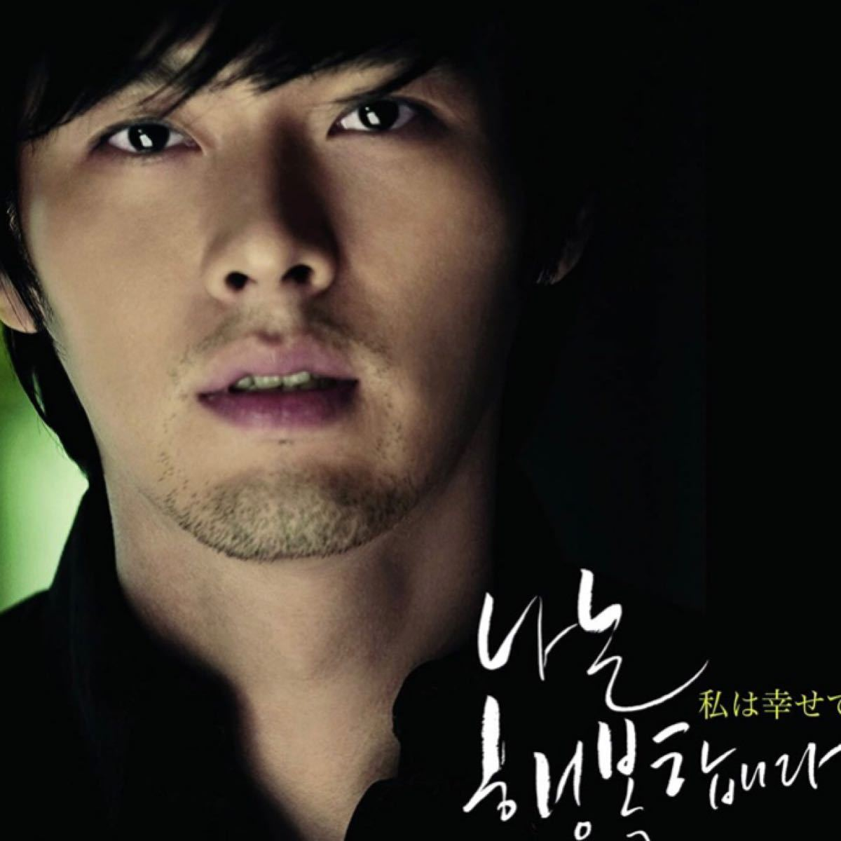 韓国映画  私は幸せです  ヒョンビン  DVD  特典映像有り  レーベル有り