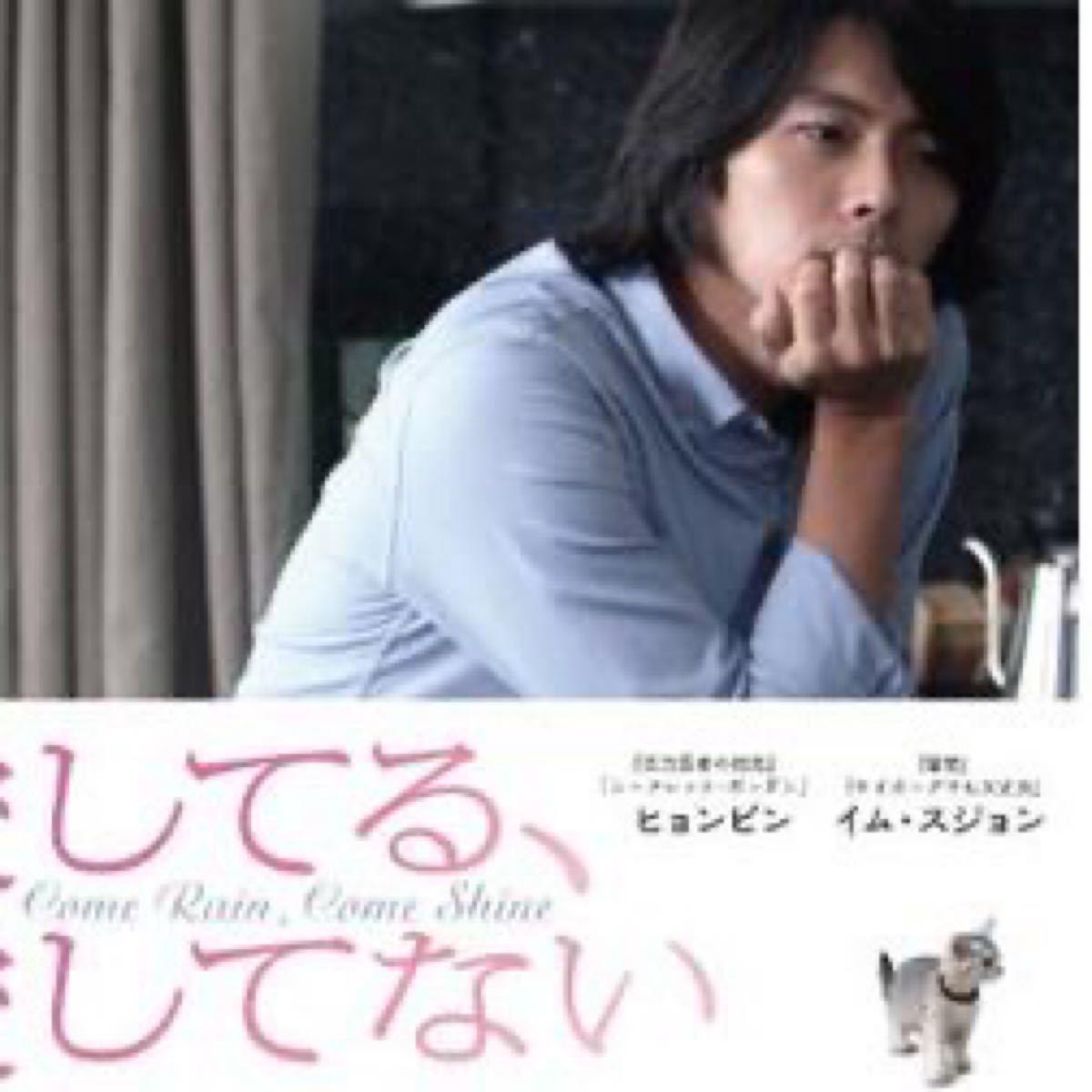 韓国映画  愛してる、愛してない  ヒョンビン  DVD  日本語吹替有り  レーベル有り